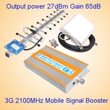 Amplificador de la señal del teléfono móvil de 2100MHz WCDMA 3G