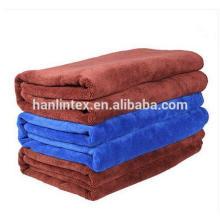 Melhor qualidade de lixar microfibra toalha carro washcleaning