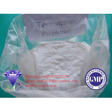 Anabolic Androgenic Steroids USP Muscle Growth 57-85-2 Testosterone Propionate  Basic Info.  Model NO.:test prop Customized:Cust
