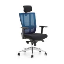 Nueva silla de oficina giratoria de lujo de estilo moderno de China / silla ergonómica