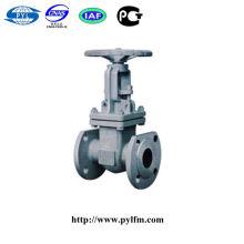 Acier en fonte, eau, huile, gaz manuel sur gaz manuel pn16 vannes