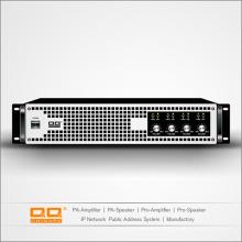 4 Channel 1300W Digital Audio Karaoke Amplifier