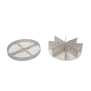 Mewah Fancy Paper Round Packaging Paper Box