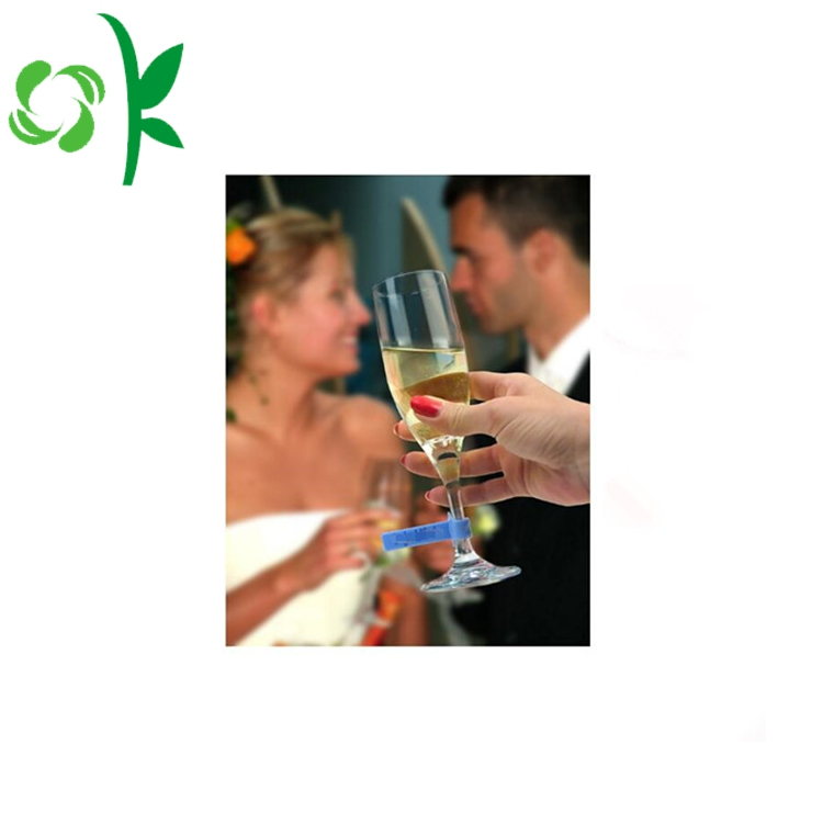 Wedding Christmas Silicone Glass Markers