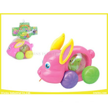 Plastic Cable Toys Rabbit sin música