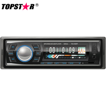 Painel fixo do carro MP3 Player com display LED