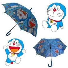 New Fashion Design for Kids Umbrella Doraemon Cartoon folding sun and rain kid umbrella export to Armenia Suppliers