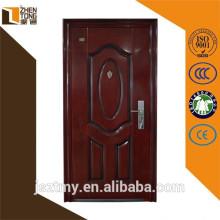 Stainless steel sheet custom entrance security door,fashionable eco-friendly steel door,steel security door design