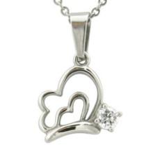 925 Sterling Silber Anhänger Hochzeit Geschenk
