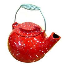 Hot Sale Stainless Steel Enamel Tea Kettle/pre-seasoned teapot