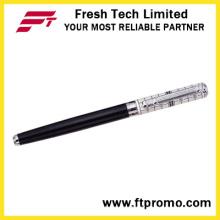 OEM presentes promocionais caneta com logotipo impresso