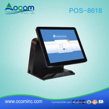 POS8618 Ventana Dual Screen Touch Pos System
