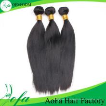 Горячая Продажа 100% бразильского Виргинские волосы прямые