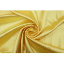 Tecido de cetim elástico de poliéster elástico