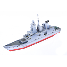 3D Das Fregattenpuzzle