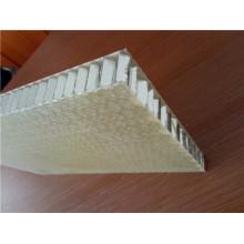 Panneaux composites en fibre de verre en aluminium FRP