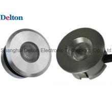 0.5W mini luz redonda LED gabinete para gabinete de iluminação (DT-DGY-010)