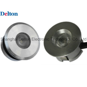 0.5W Mini Round LED Cabinet Light for Cabinet Lighting (DT-DGY-010)