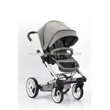 Роскошная и сказочная детская коляска 3-в-1