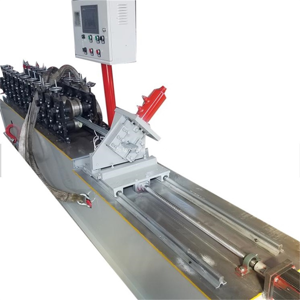 C / U-form Light Steel Köl Roll Forming Machine
