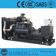 Deutz air-cooled diesel generator electric 128kw/160kva