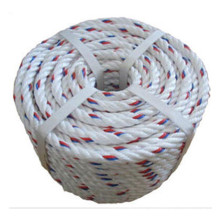 12mmx30m PE rope Split film 3 strands twisted rope in coil