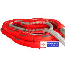 Corde d'amarrage nylon tressée double 80mm