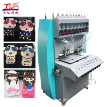 High Precision Silicone Phone Skin Dispensing Machine