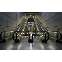 Escalator de transport public