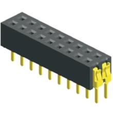 2.0 mm Female Header Dual Row H4.0