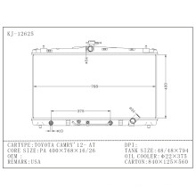 Motorradkühler für Toyota Camry′12 at