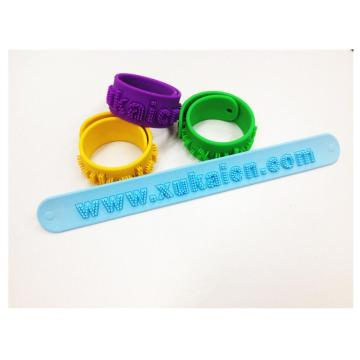 Silicone Bracelet Gifts Fashion Broad Bangles