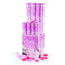 Wedding Rose Petal Customer Design Party Popper