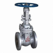 Gate Valve with Flange Connection and 15 to 400mm Nominal Diameters