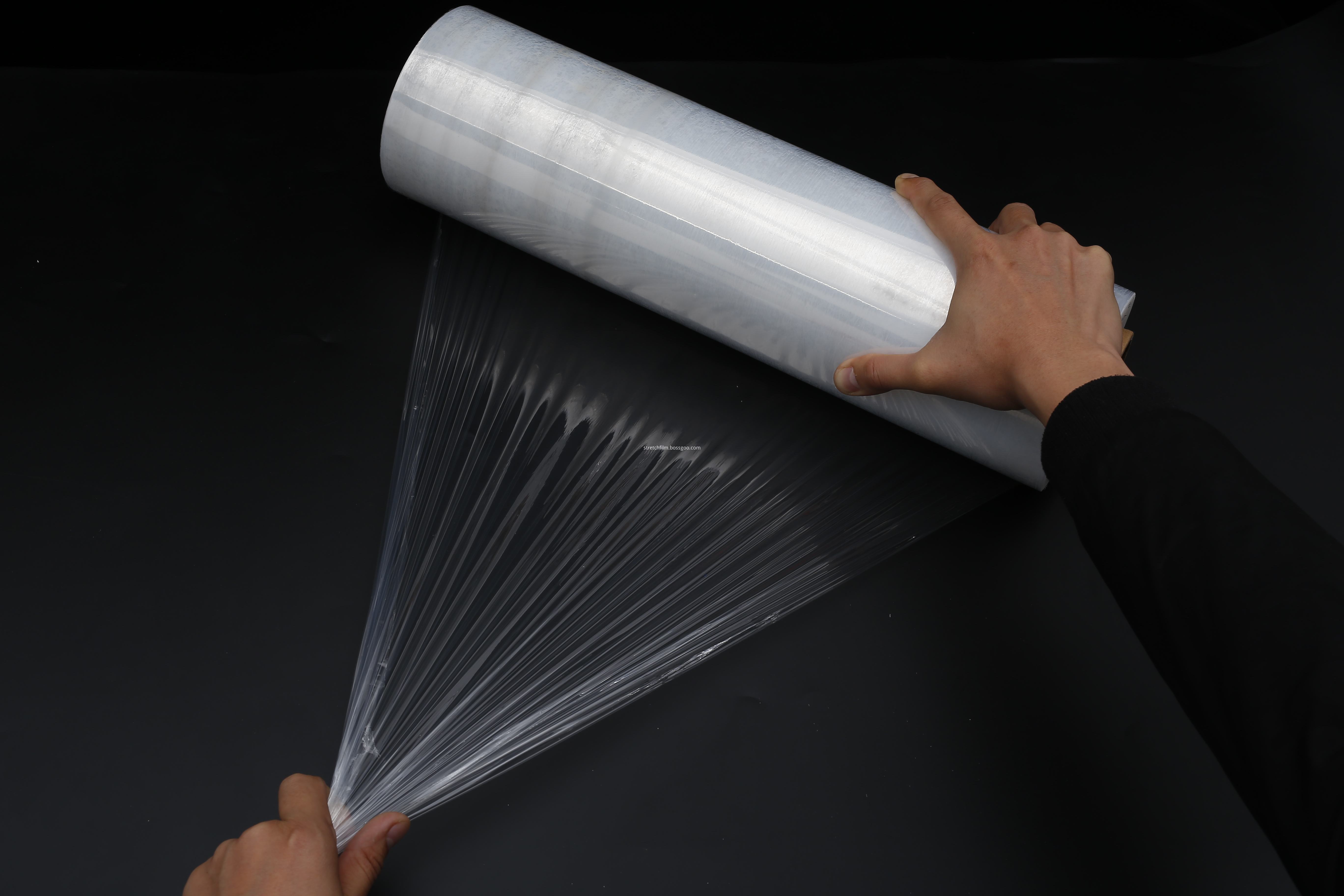 wrapping plastic roll