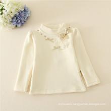 Autumn Baby Girl Cotton Long Sleeve T Shirts, Korean Girls Fashion T Shirts