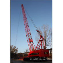 Hydraulic Crawler Crane Cquy800 80t Rated Capacity And 13—58m Main Boom Length