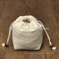 Saco de cordão de juta de alta qualidade barato de fábrica