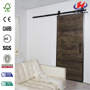 Modern Barn Door with Door Hardware Kit