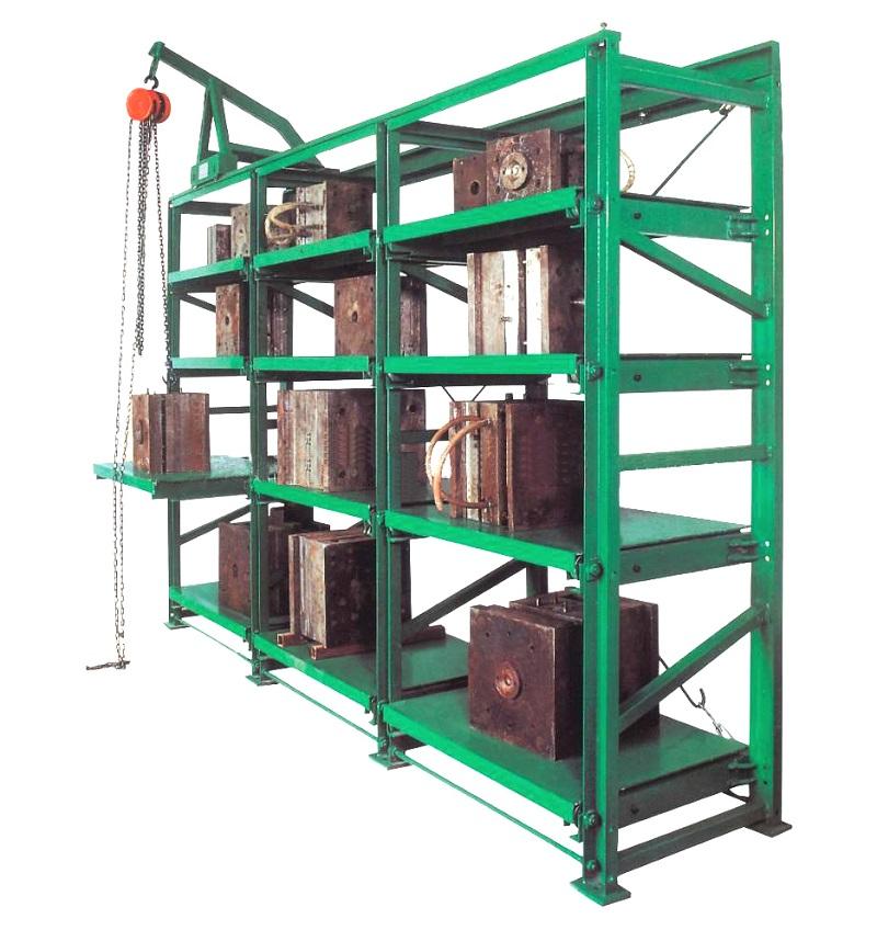 Standard Mold Storage Racks for Injection Molds  sc 1 st  Offer Cantilever Rack Storage RackPallet Rack Warehouse Rack from ... & China Multi-functional Shelves Mold Storage Racks Manufacturers
