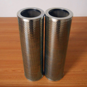 100 Micron Metal Hydraulic Oil Filter TFX-800X100