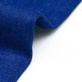 Tejido de viscosa de algodón poliéster Spandex Denim para Jeans y chaqueta