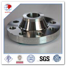 """3 """"Sch 120 inoxidable 316L ASME B16.5 brida Wn para conexión de tubería"""