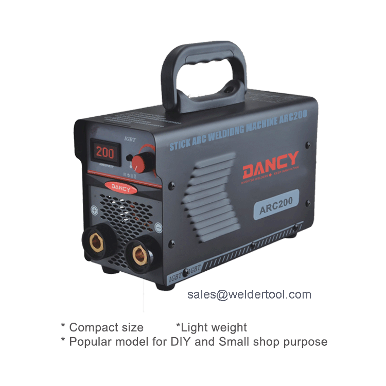 ARC200 inverter digital arc welding machine price list