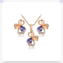 Bijoux fantaisie Bijoux en alliage Ensemble de bijoux à la mode (AJS196)