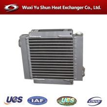 Fournisseur direct d'échangeur de chaleur à ailettes en aluminium pour hydraulique