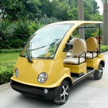Marshell Factory Mini vehículo eléctrico de 4 plazas para turistas (DN-4)