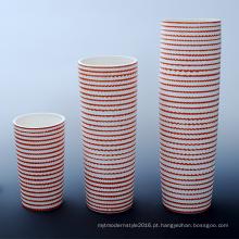 Cilindro-Shaped Design Tall Cerâmica Artesanato de escritório para Hotel Decorativo (B133)
