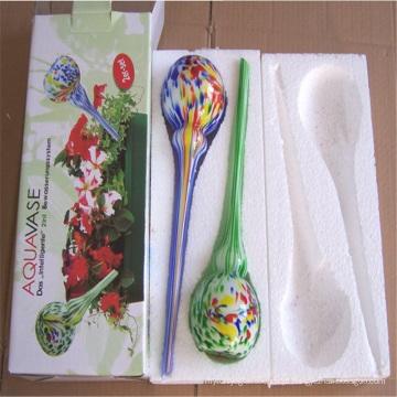 Novos globos de rega, bolbos de flores para vasos de plantas ao ar livre