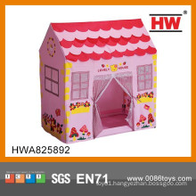 2015 New Products Girls Favourite Indoor Tent Toy